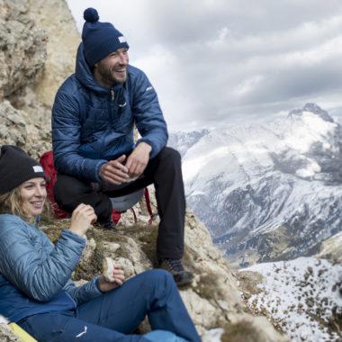Salewa Herbst Winter Berg Bekleidung