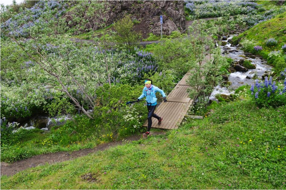 Trailrunning Island