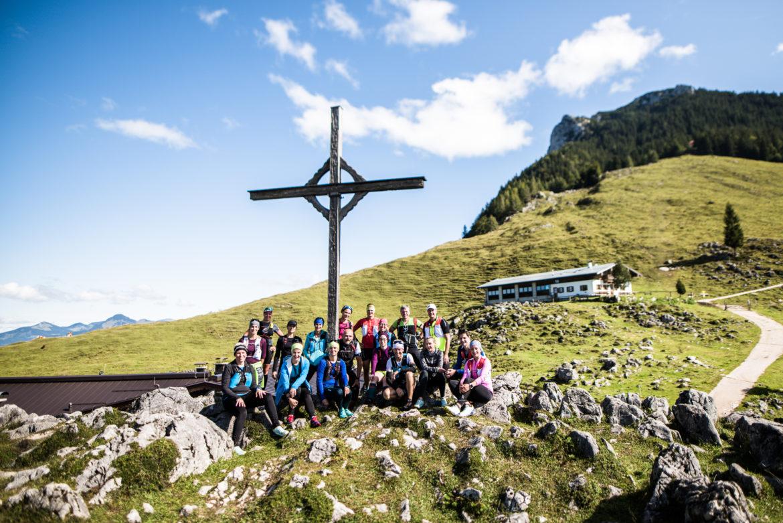 Salomon Trailrunning Einsteigercamp von 2018 |