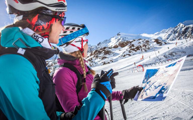 Dynafit skitourenpark