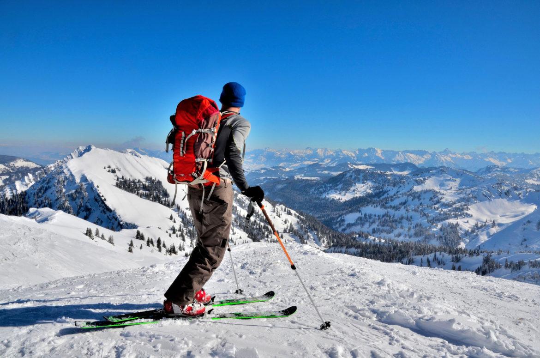 skitouren alpe hohenegg hochgrat