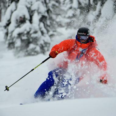 Salomon-Backcountry-Skifahrer