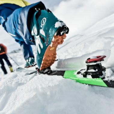 marker alpinist bindung