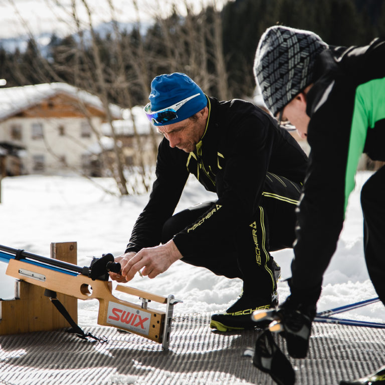 biathlon trainingscamp tirol