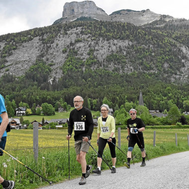 Narzissenlauf-Nordic-Walking