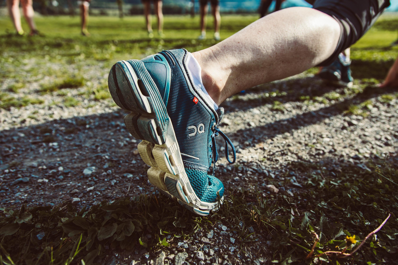 Laufschuhtest: On Cloudflyer