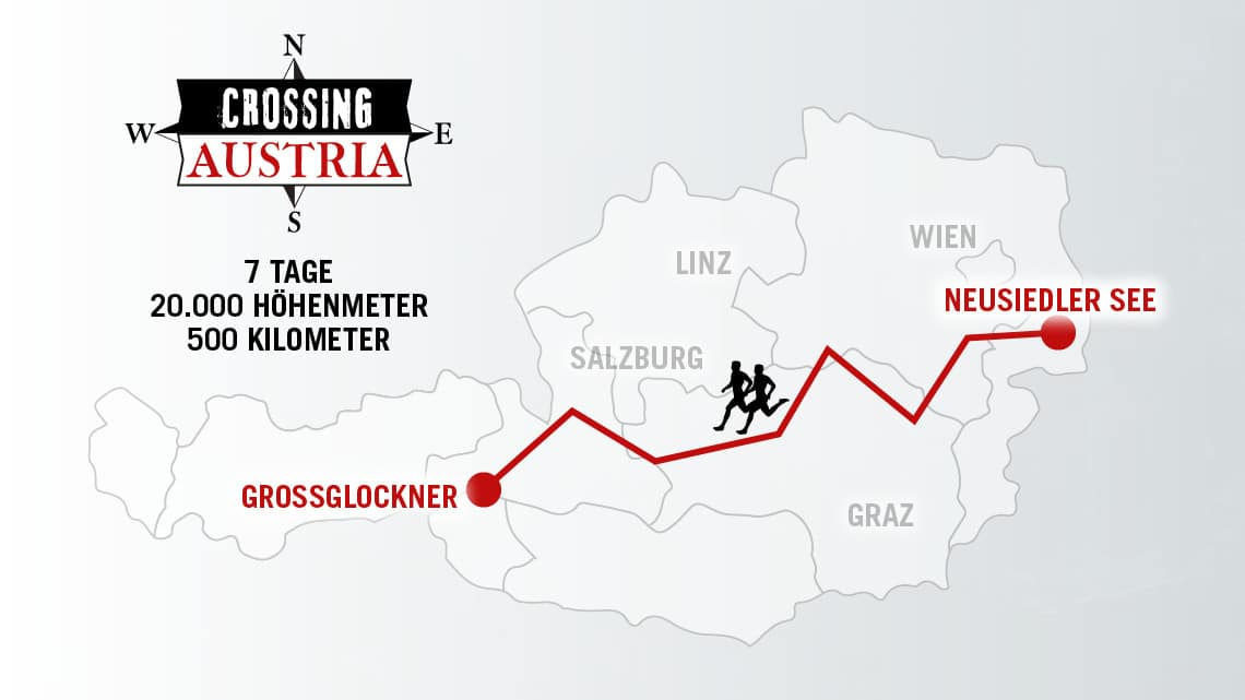 crossing austria
