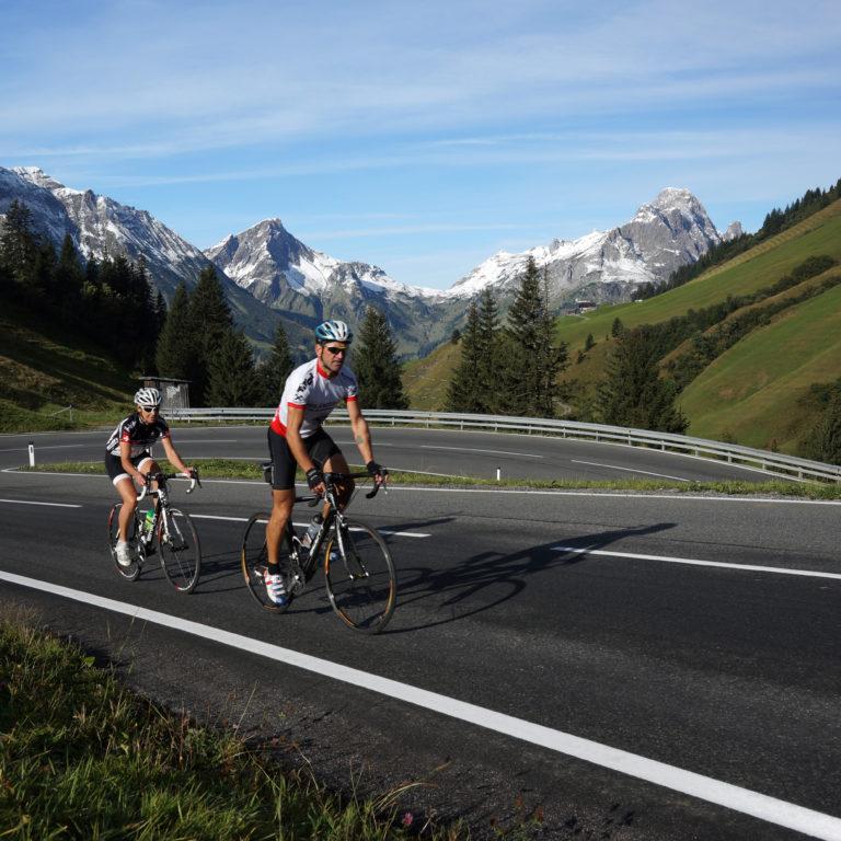bregenzerwald rennradfahren