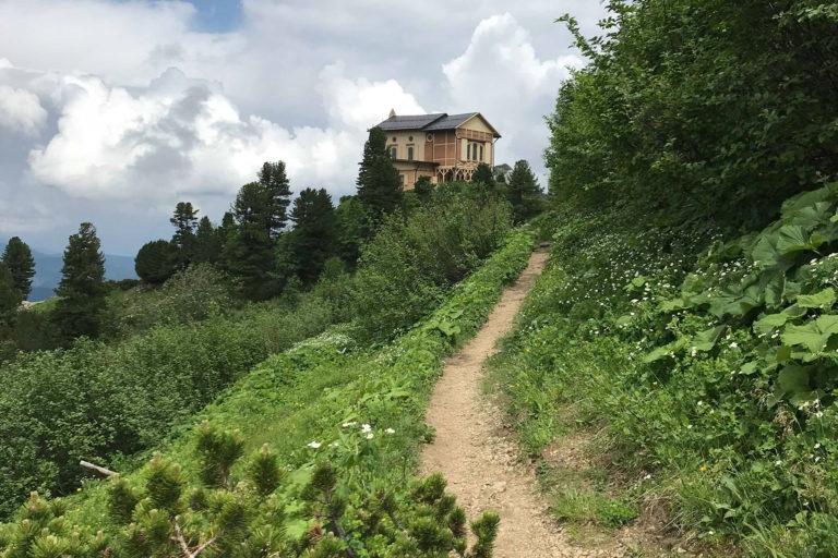 Hütte-Trailrunning-Elmau