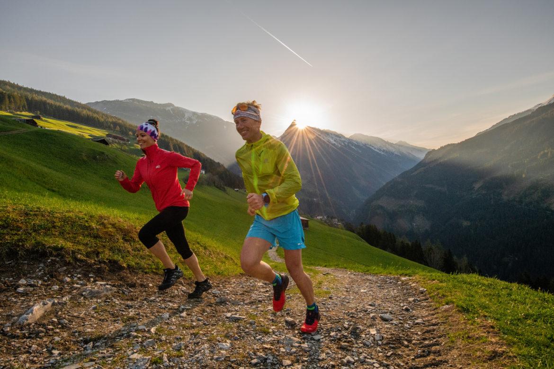 Trailrunning Mayrhofen