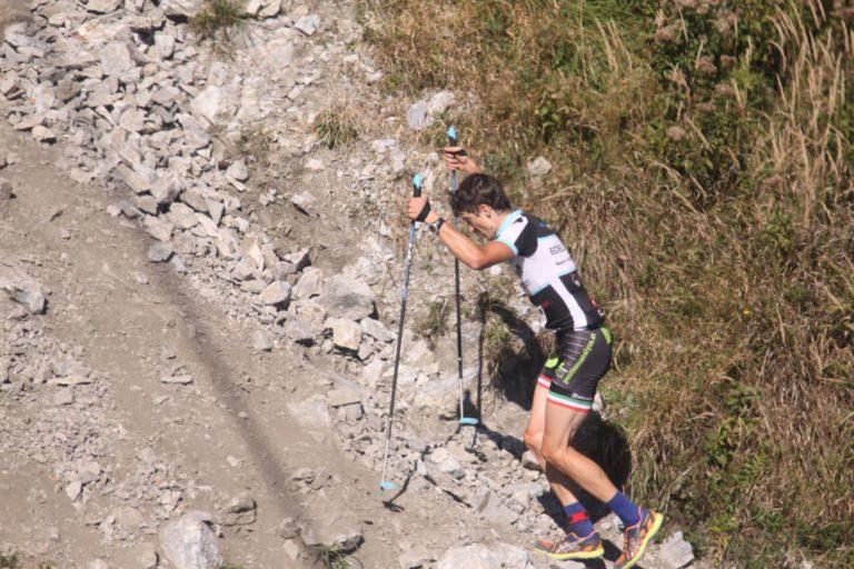 Berglauf auf den Schöckel