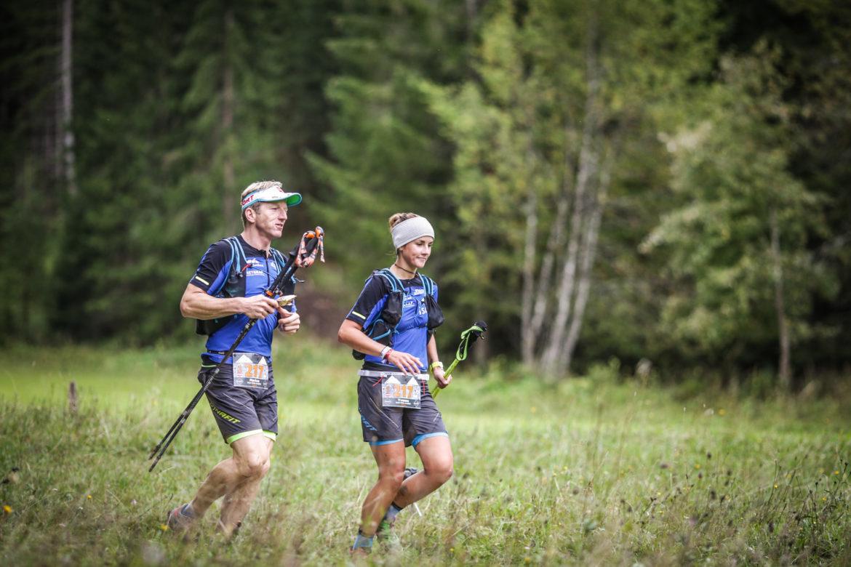 Trailrunning in den Alpen