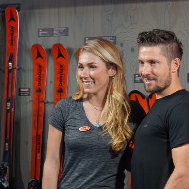 Hirscher-und-Shiffrin-Atomic-Media-Day-2018