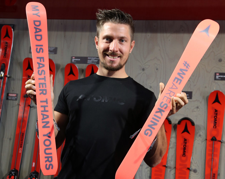 Marcel-Hirscher-Ski-Sohn