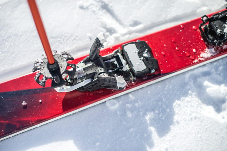 atomic bindung am ski