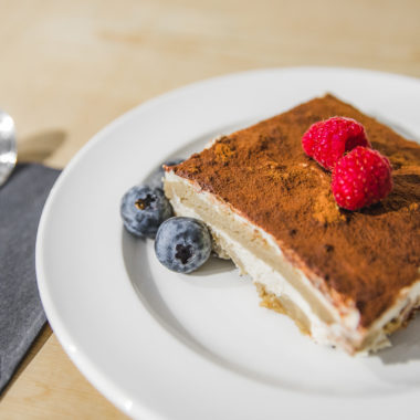 Low Carb Tiramisu Foodspring