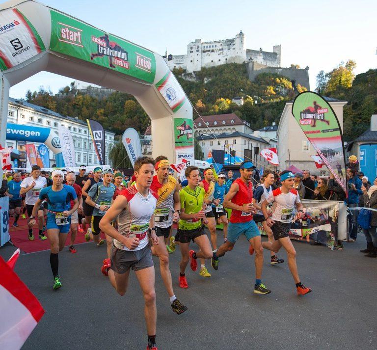 Salzburg Trailrunning Festival Start