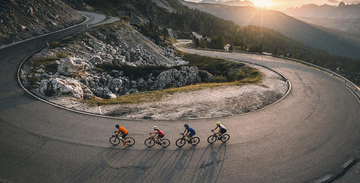 Roadbike Holidays Rennradurlaub Dolomiten