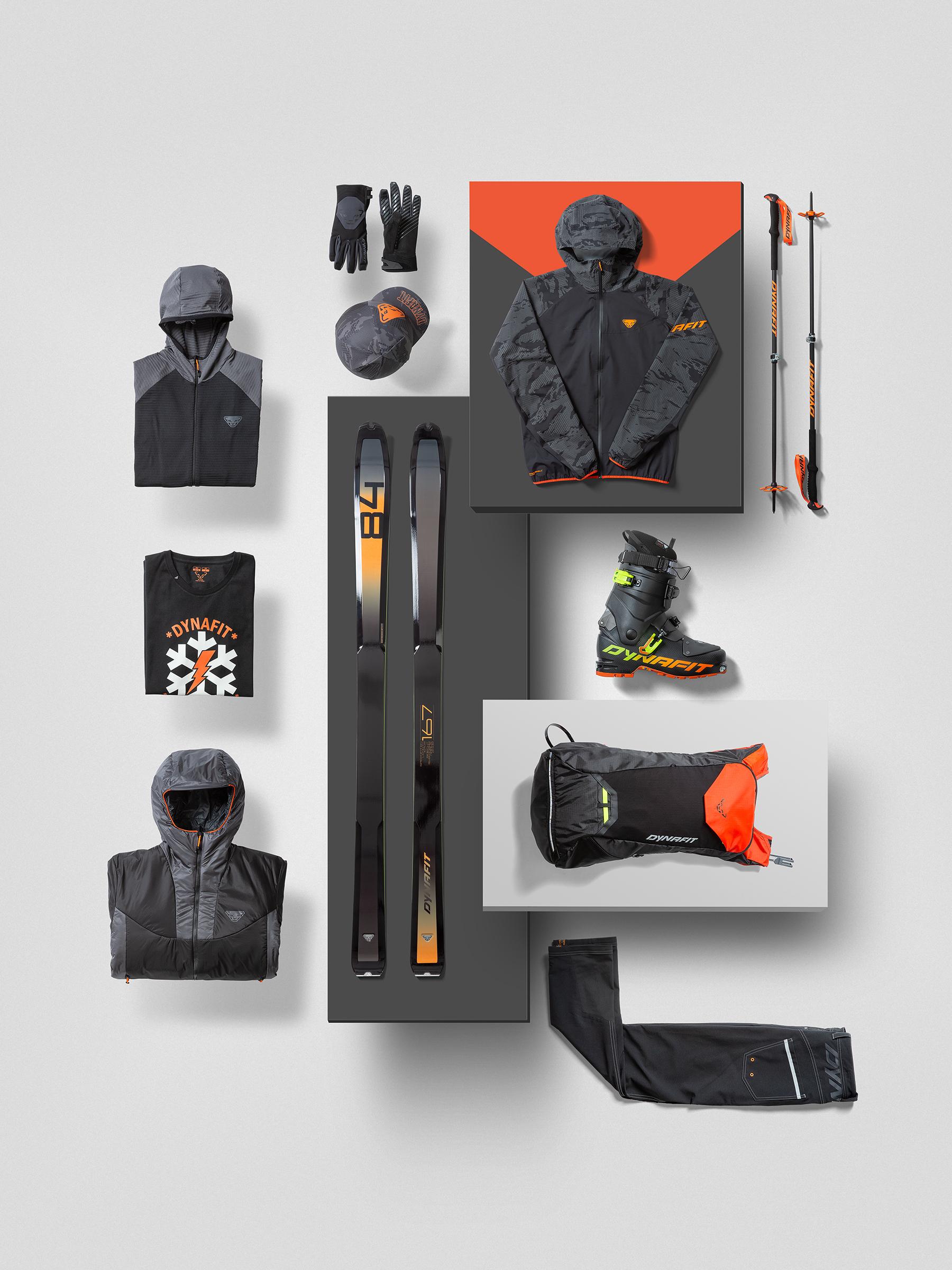 Speedfit Kollektion für ambitionierte Skitourengeher