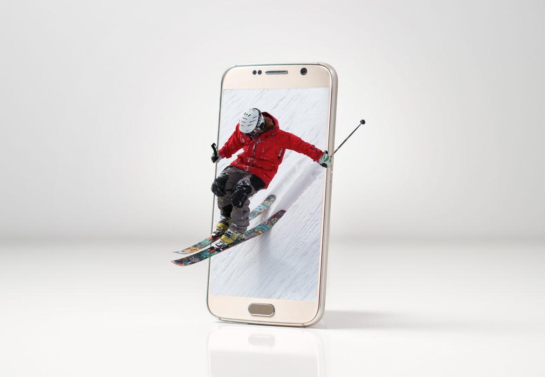 smartphone ski apps
