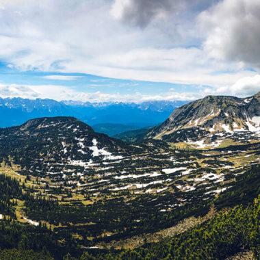 Panorama-bayerische-alpen-trail