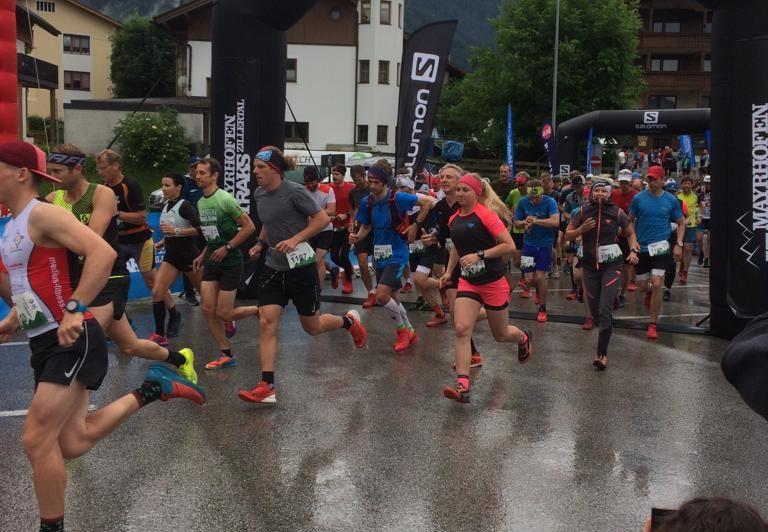 Christina Stadelmann Mayrhofen Zillertal Ultraks