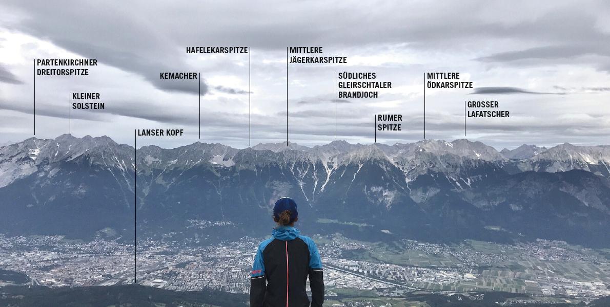 Wonny Keil Trailhero Streckentipp Innsbruck