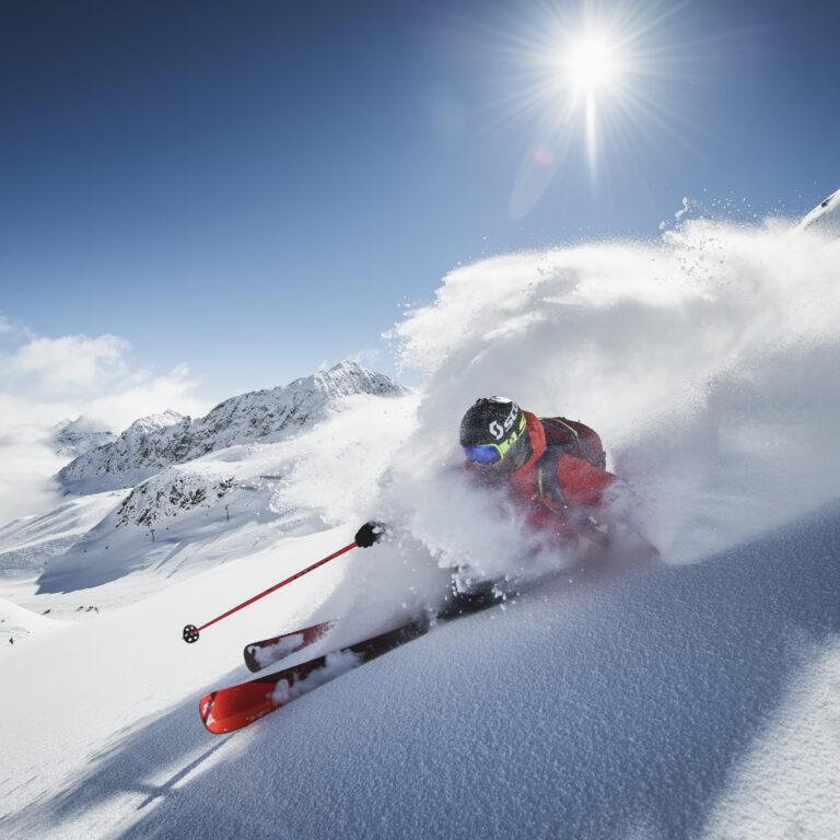 stubai skifahren