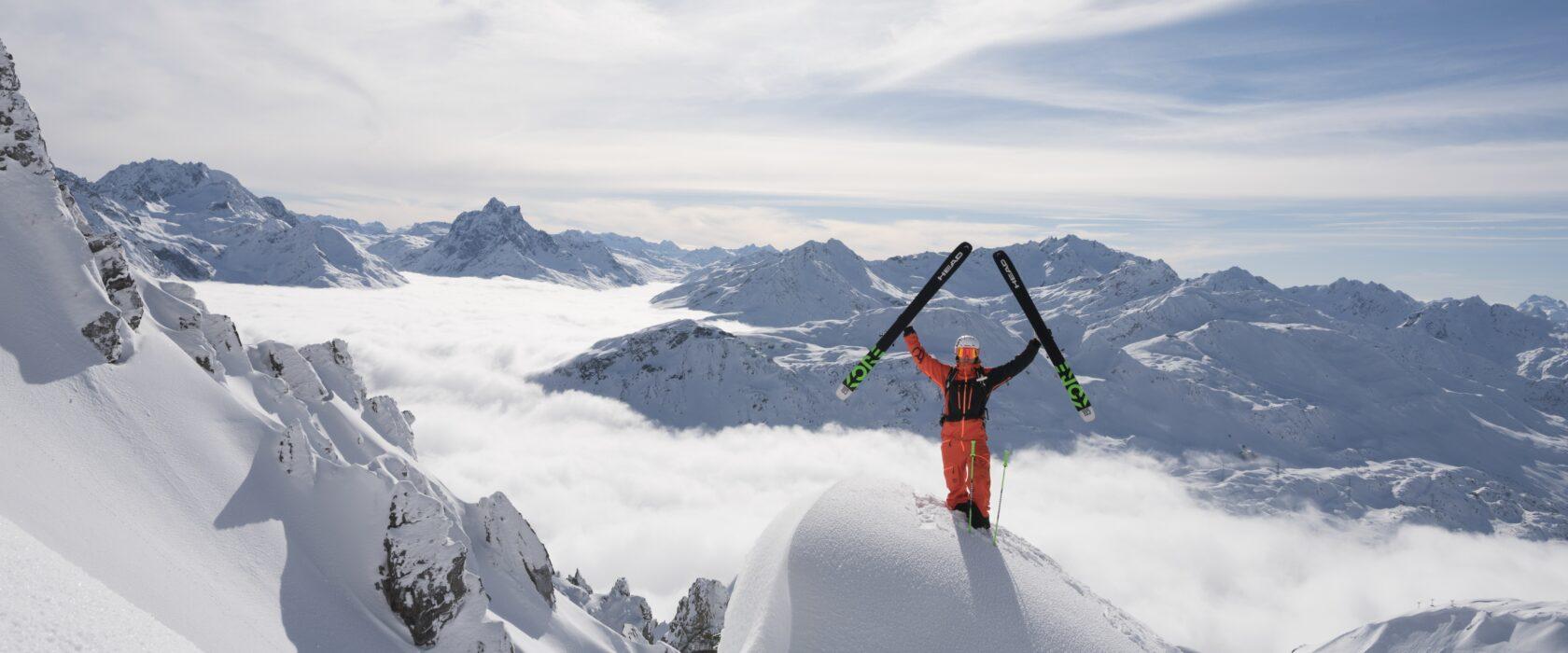 arlberg ski