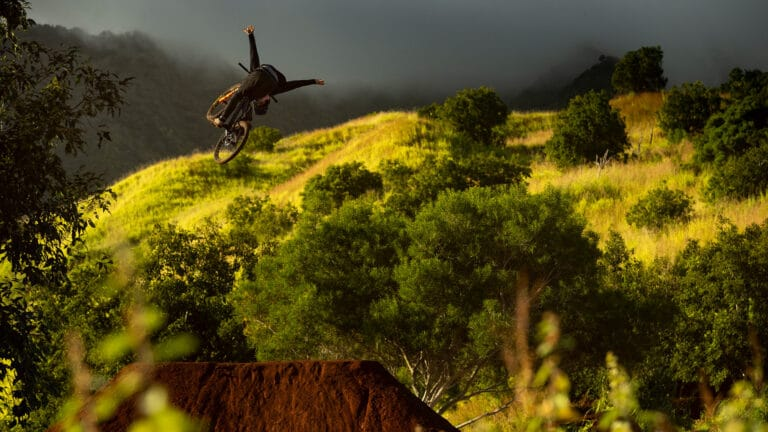 Return-to-Earth MTB Film