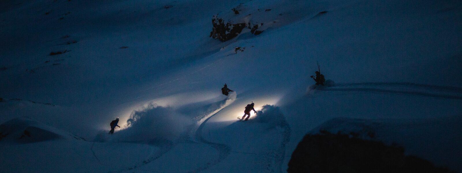 Through-Darkness film alp-con tour