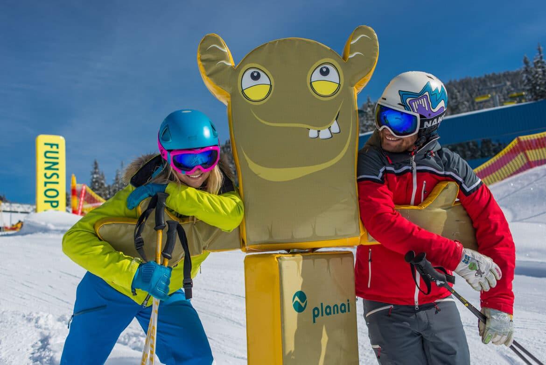 Planai-Funslope-Skiurlaub