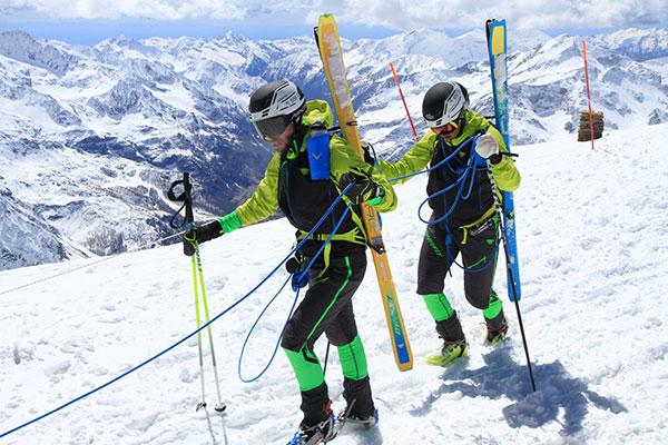 skitourentyp race