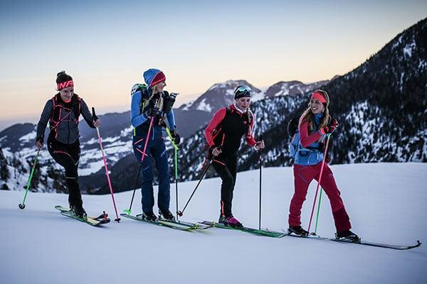 skitourentyp tour