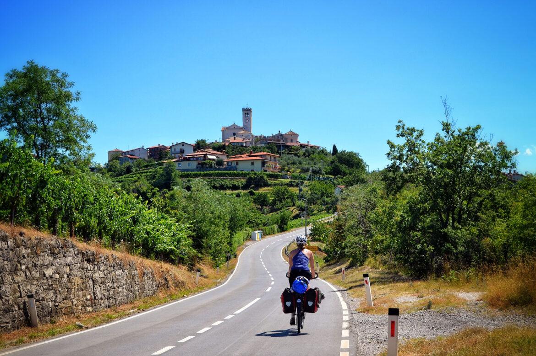Radfahren-San-Martin-Slowenien