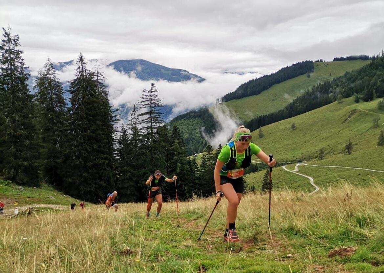 Trailrunning Uphill