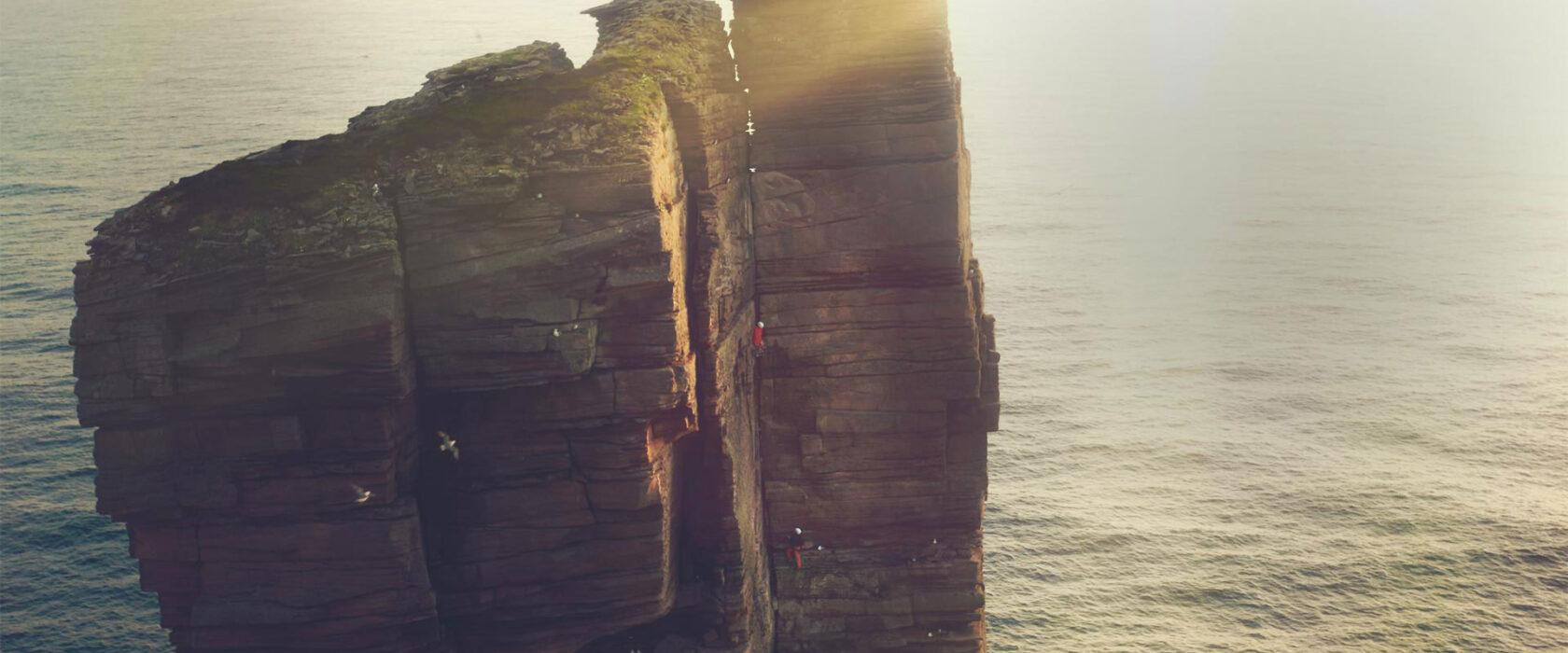 Climbing Blind Film
