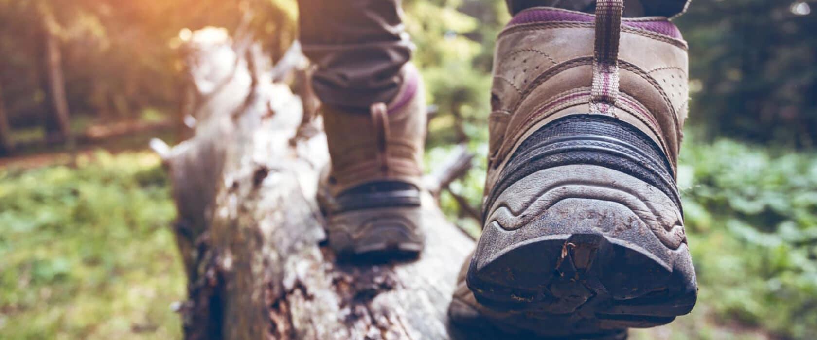 Wandern-Verletzungen