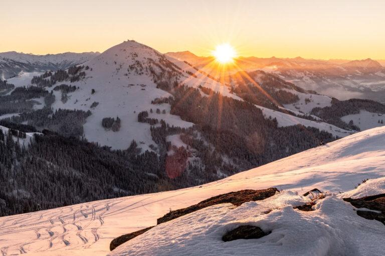 Kaiserlodge-Skitour