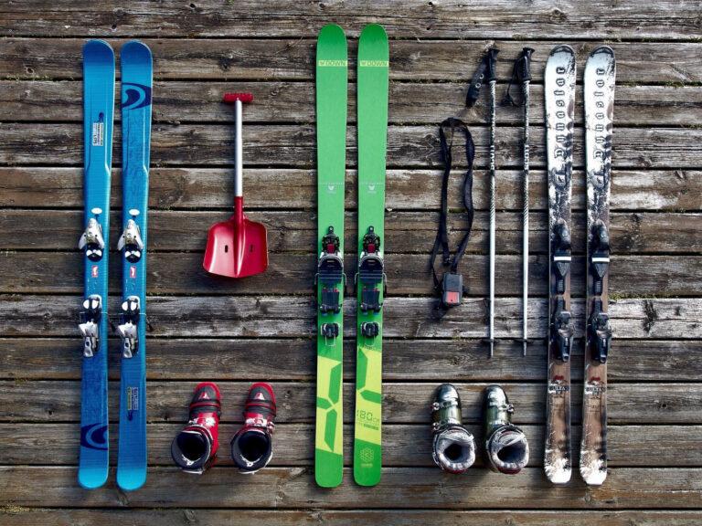 Skitouren-Ausrüstung