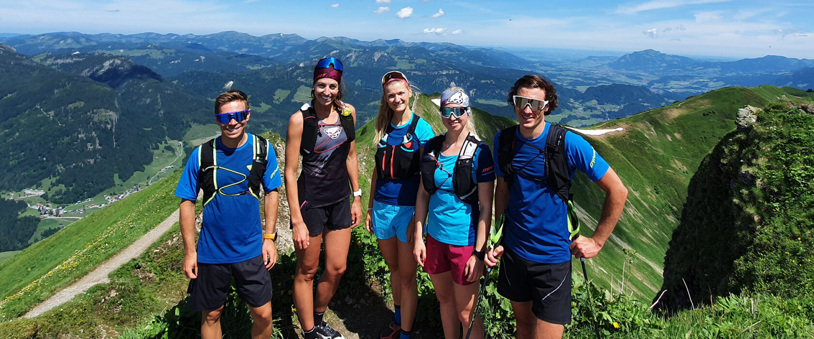 Dynafit Trailheroes in Oberstdorf