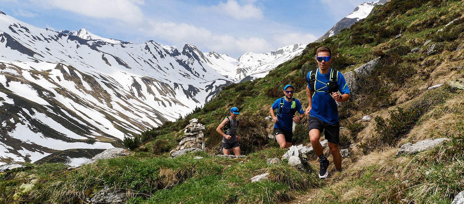 Trailrunning im Zillertal