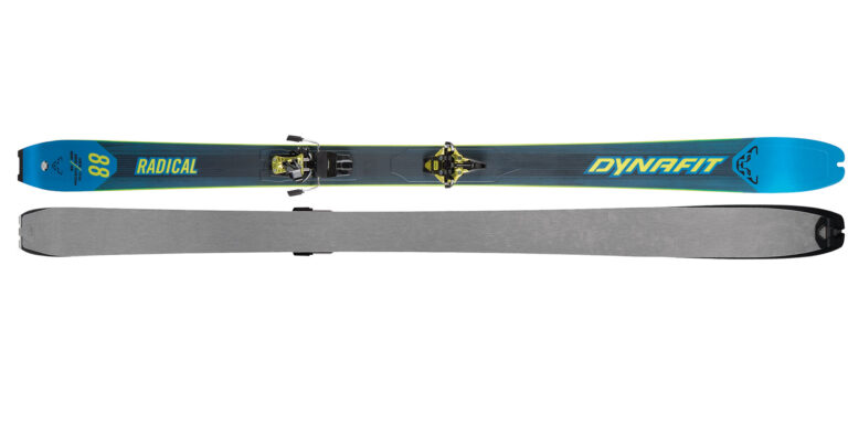 Dynafit-Radical-Ski-Set